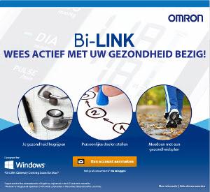 Omron BI-Link Website
